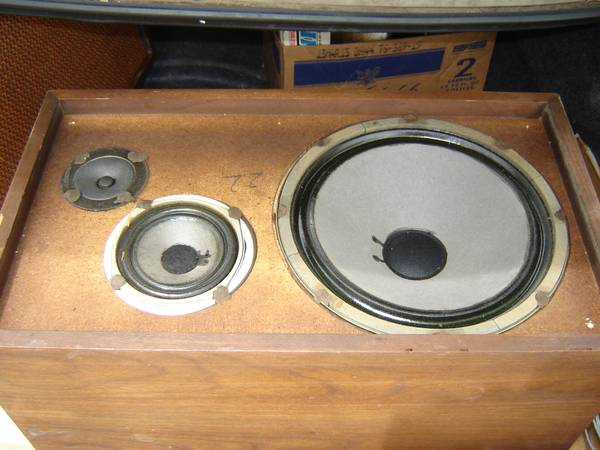 The Fisher Vintage Stereo Speakers - $40 (Prescott)