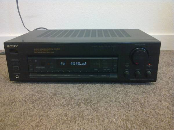 Home Stereo Electronics - $40 (Williamson Valley)