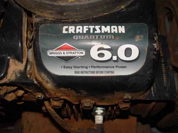 Craftsman big wheel weed trimmer - $175 (Prescott Valley)