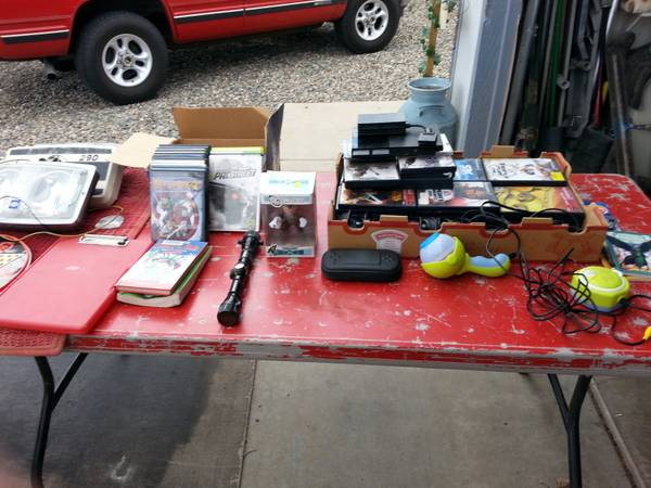 yard sale (diamond valley )