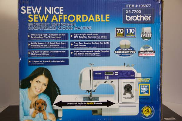 Sewing Machine - $100 (prescott)