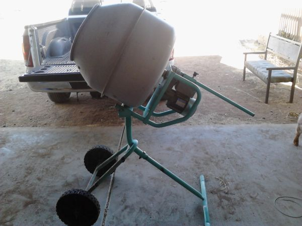 Electric Mixers Made In Usa ~ Imer cement mixer espotted