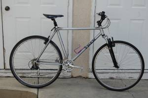 TREK UAV I Road bike - $650 (South of BYU)
