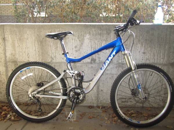 Giant Trance X3 Mountain Bike - $1200 (Provo, UT)