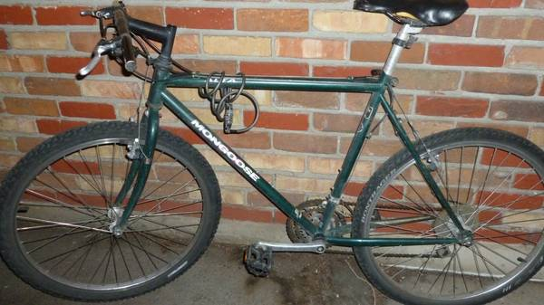 21 21 speed Mongoose Alta Mountain Bike - $30 (South BYU Cus)