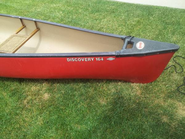 Canoe Discovery 164 by Old Town Canoe - $325 (Grand Junction)