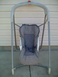 Baby Swing - Evenflo battery operated (Near BYU Cus)