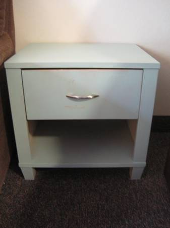 Side Table - $15 (Provo, Wymount)
