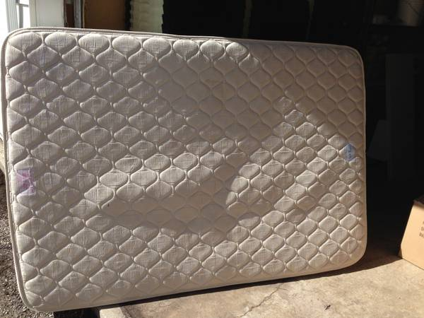 Mattresses and box springs - $25 (Provo)