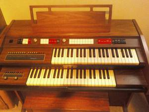 Baldwin Organ - Fun Machine - $100 (Provo, Utah)