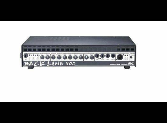 GK Gallien Krueger Backline 600 Bass Head - $160 (Springville, UT)