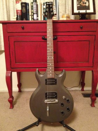 Ibanez GAX75 Gio Electric Guitar With Drop D Tuner - $87 (Orem, UT)