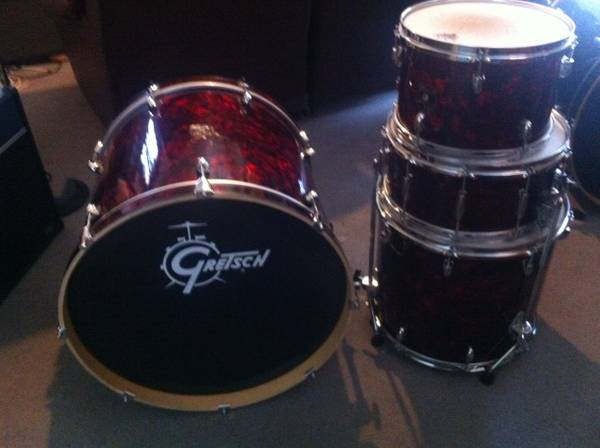 Gretsch Catalina Club Mod 4 Piece Drum Kit (Shells Only) - $325 (Provo)