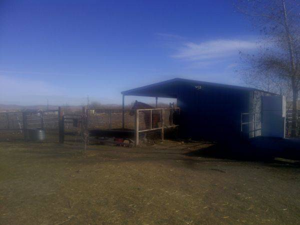 $300 1100ftsup2 - house share horse property (stagecoach border)