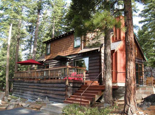 - $175 4br - The Greenleaf - Charming, Affordable, 3 nts for 2 Spring Special (Carnelian Bay, North Lake Tahoe)