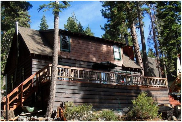 $175 4br - The Greenleaf Lodge - Charming, Affordable, Walk to Gar Woods (Carnelian Bay, North Lake Tahoe)