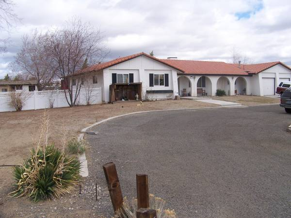 - $209900 4br - 2244ftsup2 - 1.5 Acre Horse Property North Valley Rent TO Own (North Reno)