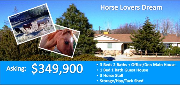Horse Property by Owner (Reno - Golden Valley)