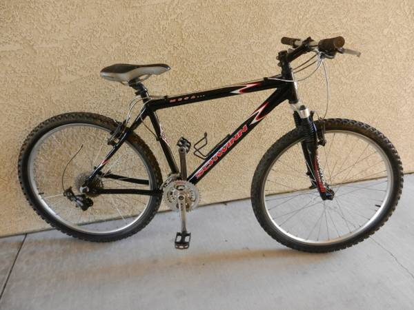 Aluminum Schwinn Mesa GSX Mountain Bike wManitou Suspension Fork - $120 (Sparks)