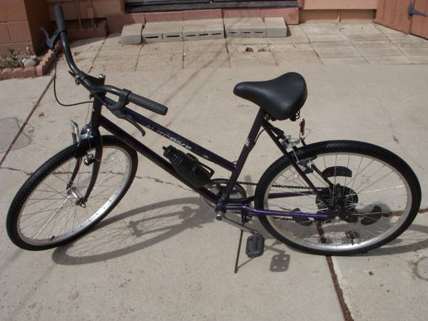 Autobike Classic 26 Ladies Bike for sale - $75 (carson city)