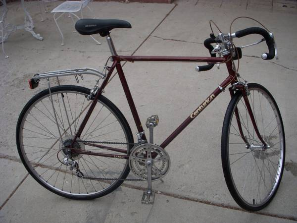 CENTURION LEMANS ROAD BIKE FOR SALE - $90 (carson city)