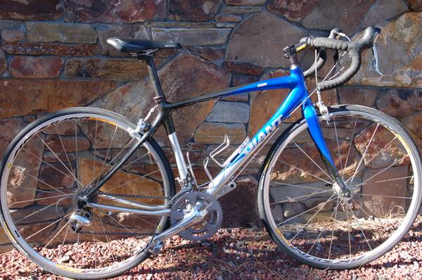 Giant OCR A0 Road Bike Size Small - $925 (Tahoe City)