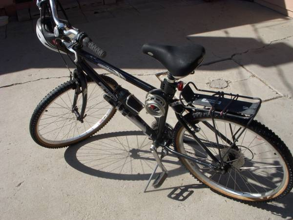 TREK NAVIGATOR 300 26 BIKE FOR SALE - $130 (Carson city)