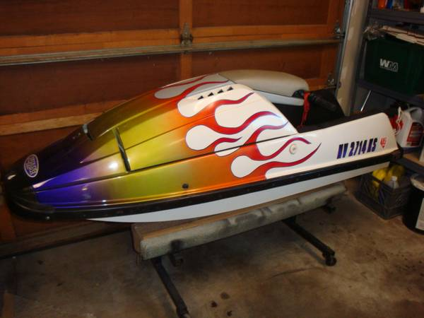 Excellent 1991 Yamaha Superjet Super jet ski - $2100 (carson city)