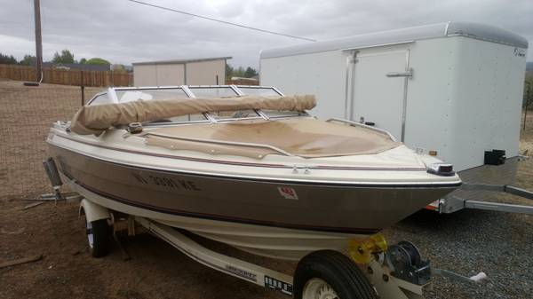 Bayliner 16 Foot - $1000 (Spanish Springs)