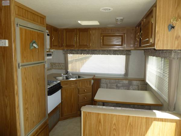 2001 Splash Travel Trailer 24 - Ready to C - $4300 (Sparks Reno)