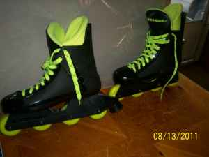 Ultra-Wheels ROLLERBLADES - $60 (Reno)
