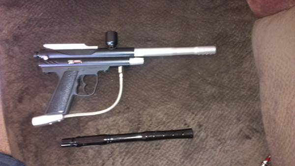 Piranha R6 Paintball Marker. - $50 (Sparks)