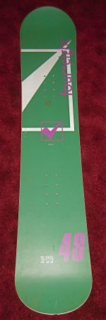 9618961996089658 Nale 148cm Snowboard Deck (new) - $50 (South Lake Tahoe)