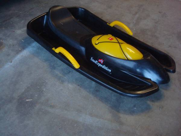 Hamax Sno Expedition Sled with brakes steering - $20 (n reno)
