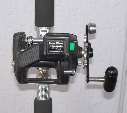 Daiwa Sealine Fishing Rod Daiwa Sealine 47LC Level Wind Reel - $75 (Carson City)