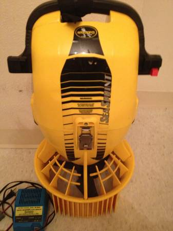 SCUBA GEAR- Dacor Seasprint - $1000 (Reno, NV)