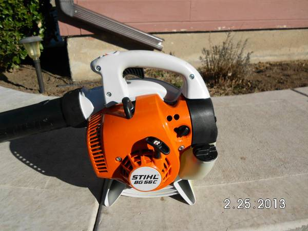 Stihl BG56C Gas Powered Leaf Blower - $160 (RENO)