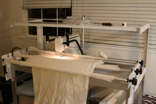Quilting Frame by Inspira - $400 (Fernley)