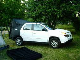 Pontiac aztek tent package - $500 (Lake Tahoe)