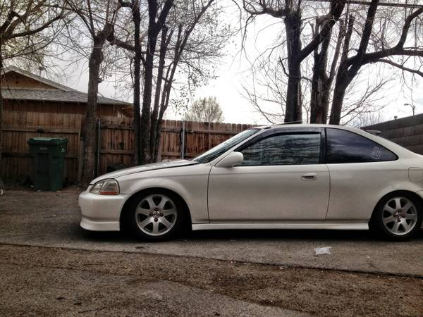 Civic si rims trade (Reno )