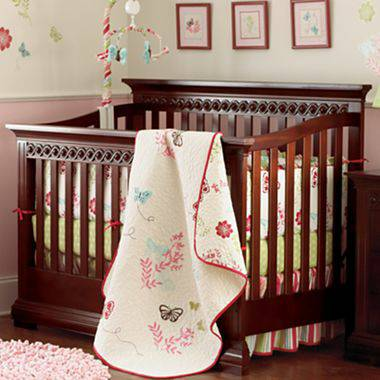 like new baby crib from jcpenney - $290 (double diamond area)