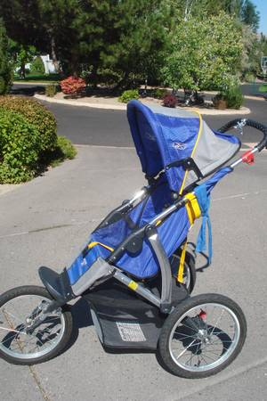 Reebok Velocity Single Jogging Stroller - $75 (Reno, NV)