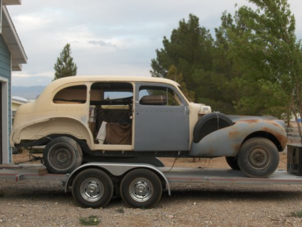 1940 BUICK 90 Limited Project Car - $2000 (Pahrump, NV)
