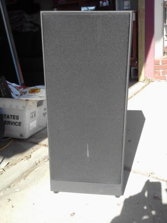 Polk Audio S10 Floor Standing Speakers - $125 (Sparks)