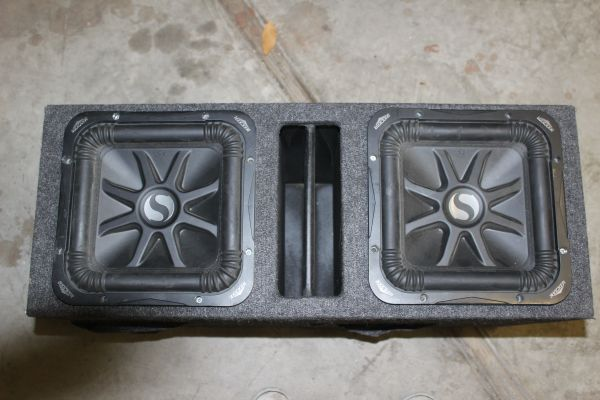 L5 Kicker (x2) and Professionally Ported Box - $300 (sparks)