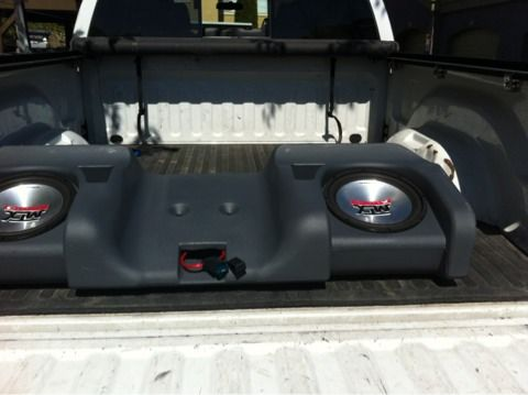 Pre speaker box for gmc or Chevy - $300 (north west reno)