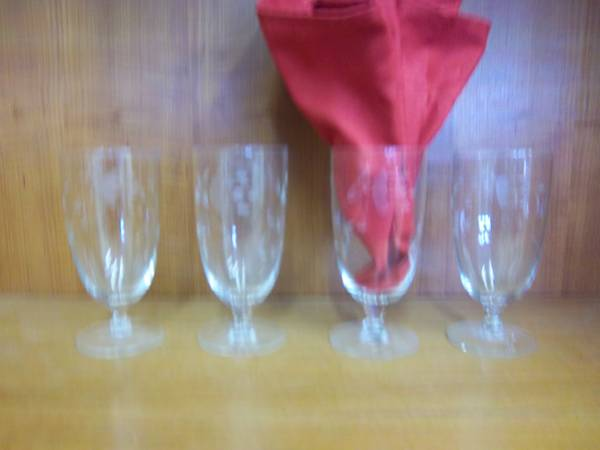 Princess House Heritage Crystal Collection - $5 (Jacks Valley Carson City)