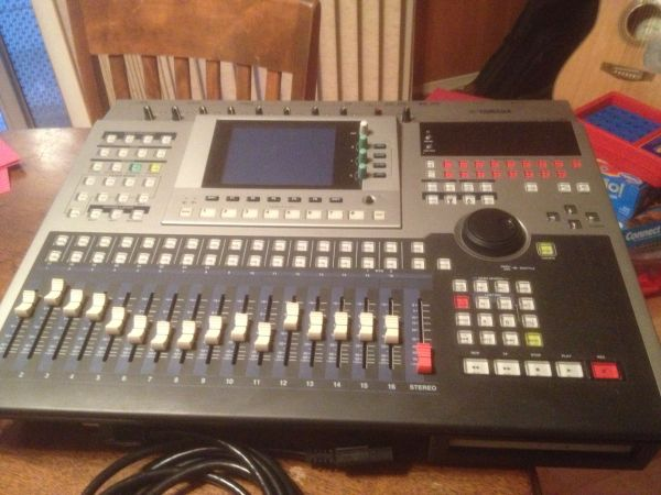 Yamaha AW4416 Digital Workstation - $400 (RenoSparksTahoe)
