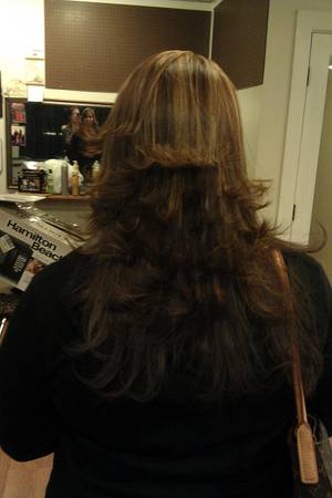 SPECIALIZING IN COLOR HAIR EXTENSIONS (A FAMILY AFFAIR SALON)