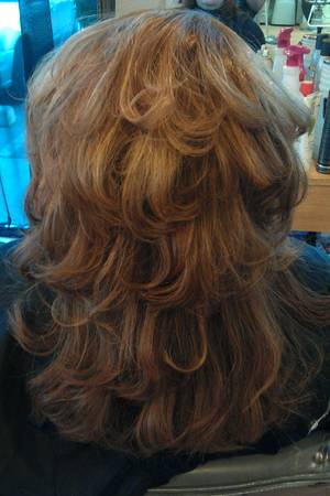 SPECIALIZING IN HAIR EXTENSIONS COLOR (A Family Affair Salon)